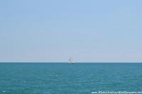 Черное море. Прогулки на паруснике.