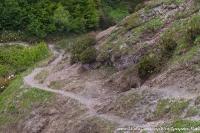 тропа с Черкесского перевала