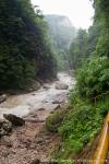 В Гуамском ущелье