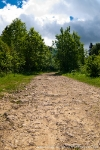 Дорога из Мезмая