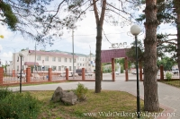 Северская. Парк имени А.С.Пушкина