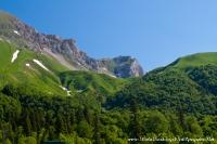 Армянский перевал. Вид с приюта