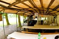 Столовая приюта Бабук-Аул